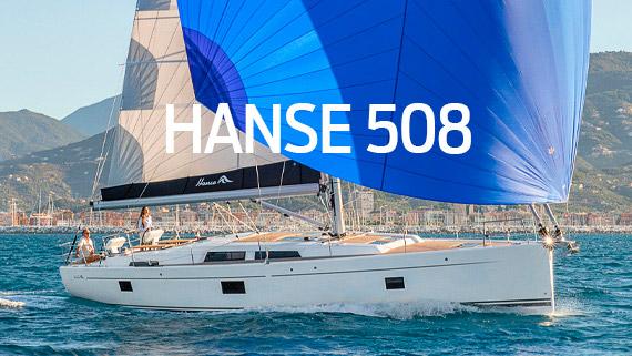 Hanse 508