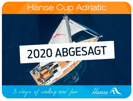 Hanse Cup Adriatic 2020 ABGESAGT
