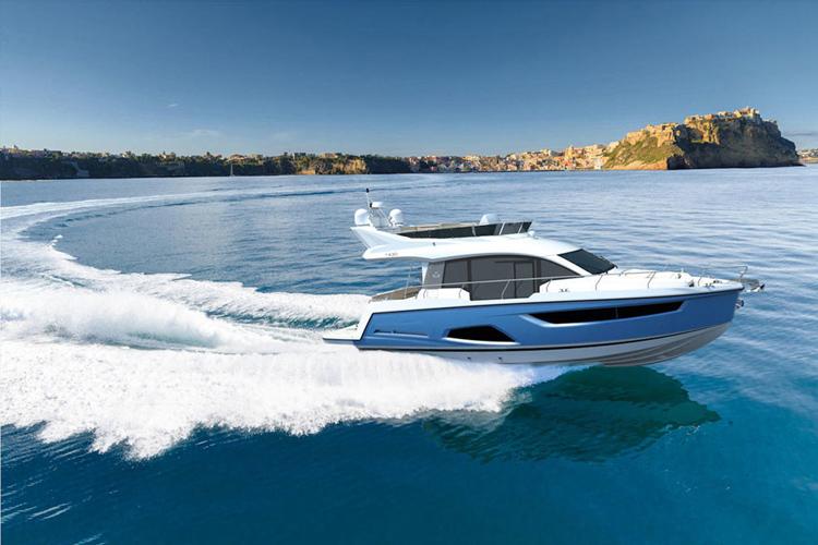 Motoryacht chartern