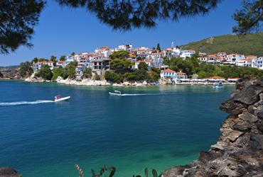 Segeln in Griechenland - Sporaden - Kykladen - Dodekanes - Saronischer Golf  - Ionische Inseln