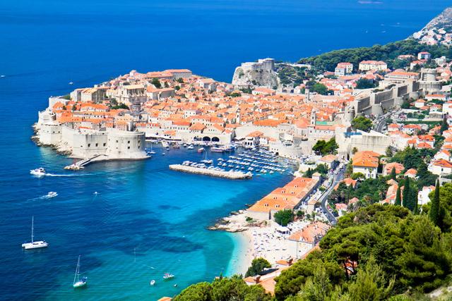Segeln in Kroatien - Istrien - Kvarner Bucht - Kornaten - Split - Dubrovnik