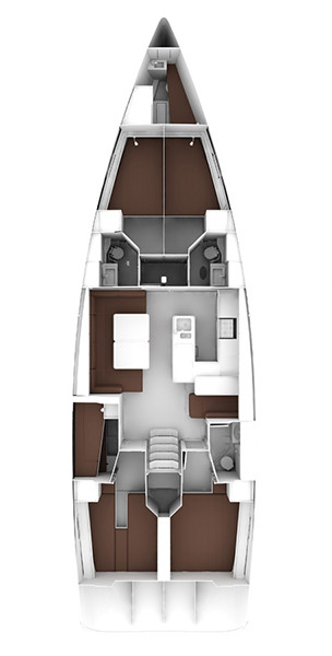 Bavaria Cruiser 56, El Karinjo