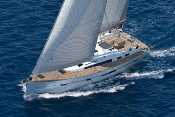 Bavaria Cruiser 56 Baby Blue 2