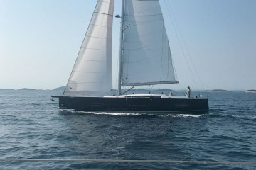 Dufour Exclusive 56 TEFNUT - FULLY EQUIPPED