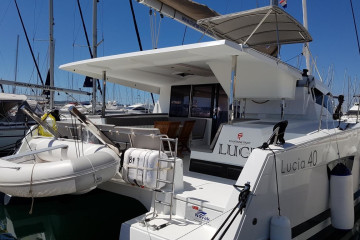 Fountaine Pajot Lucia 40 Luce
