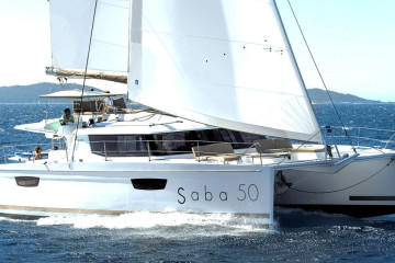 Fountaine Pajot Saba 50 Cerenia