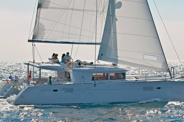 Lagoon 450 SIMPLY THE BEST