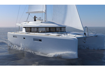Lagoon 52 Great Salsa