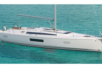 Oceanis 51.1 Patron with AC and generator