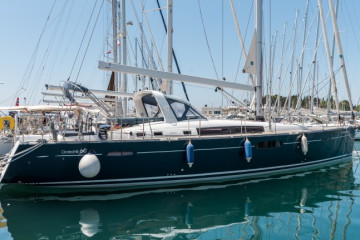 Oceanis 60 Tourbillon with AC and generator